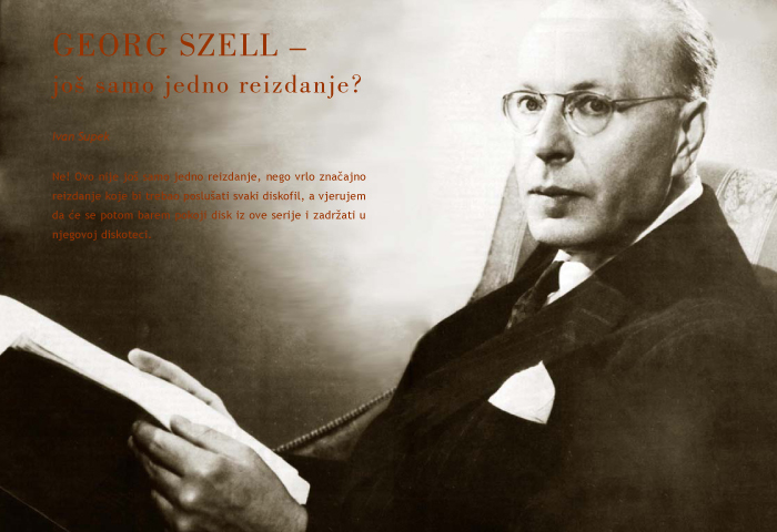 I. Supek: Georg Szell