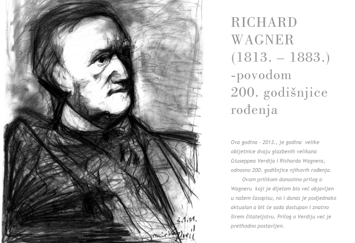 Richard Wagner (1813.-1883.)